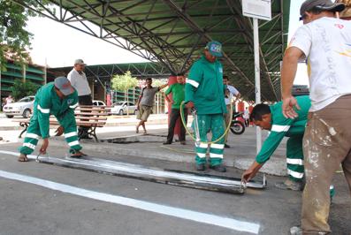 A Pista de Skate do bairro Sinhá Sabóia foi reformada pela Prefeitura