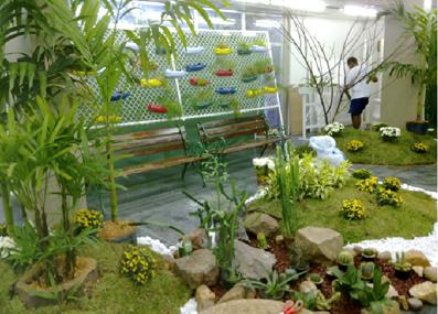 Laboratório de Informática da Escola Vicente Antenor Ferreira Gomes - Rafael Arruda, inaugurado em 14 de março de 2012.
